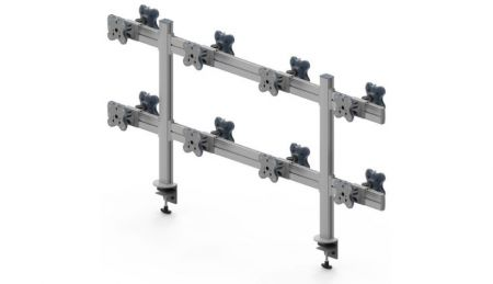 Sixteen Monitor Arms - Sixteen Monitor Arms