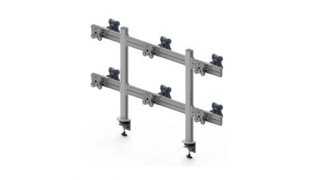 Twelve Monitor Arms - Twelve Monitor Arms