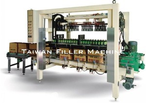 Automatic Case Packer/Un Packer For Bottles