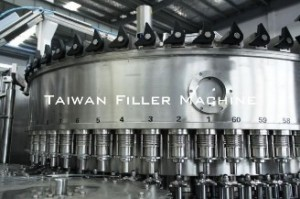 Rotary Bottle Filling-Capping Machine