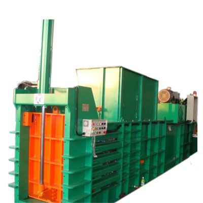 Close-End Baler