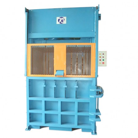 Vertical Baling Machine - Vertical Waste Baling Press