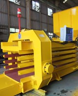 Horizontal Baler and  Vertical Baler