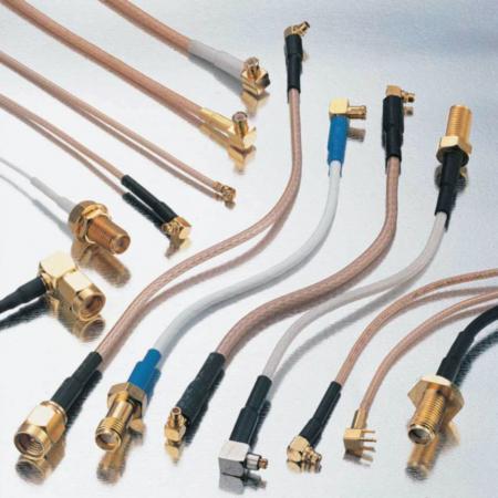 RF Coaxial Cable Assemblies - RF Coaxial Cable Assemblies