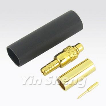 MMCX Plug Crimp - MMCX Plug Crimp
