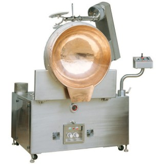 SB-420 Cooking Mixer, Copper Bowl, Gas Heating [B-2]