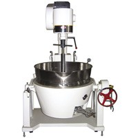 SB-408 Semi-Auto Cooking Mixer - SB-408 Cooking Mixer