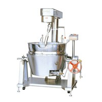 SC-420A Semi-Auto Cooking Mixer