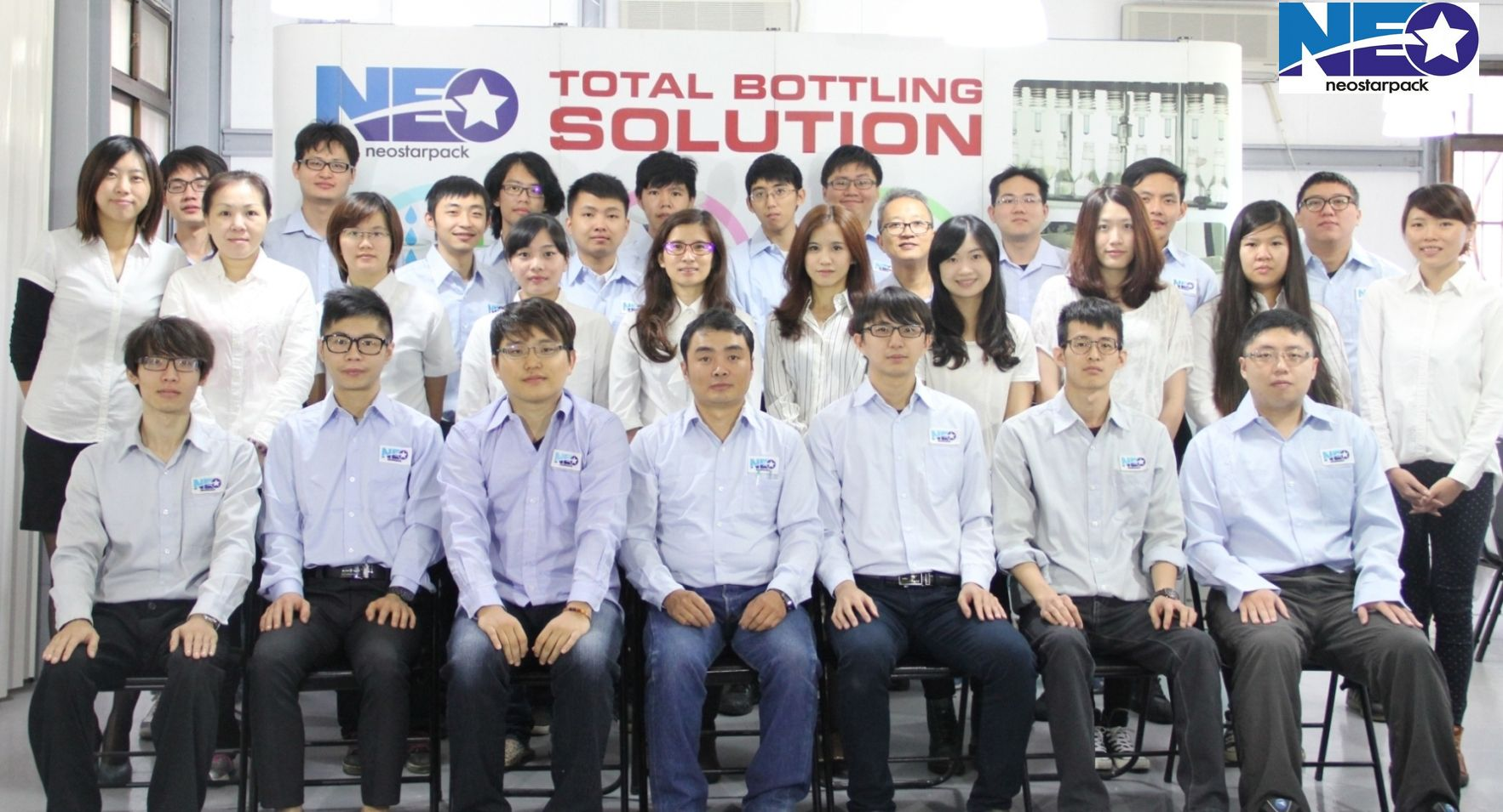 Neostarpack team best 10~100 bpm bottling solutions