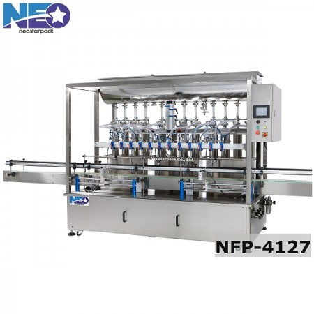 Auto liquid Filling Machine (Piston Pump)