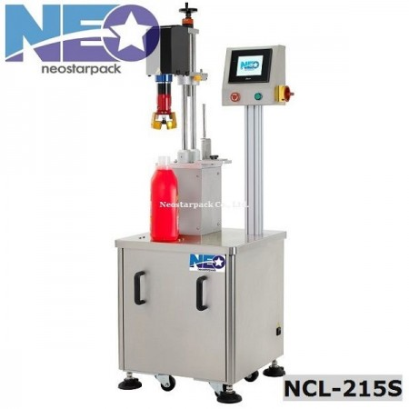 Cap Tightener Machine (Servo Retorquer Capping Machine)