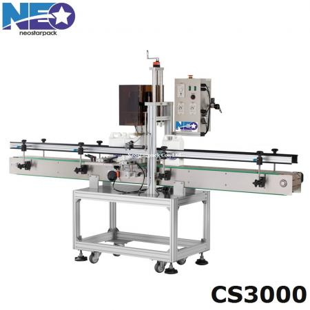 Automatic Indexing Spindle Capping Machine
