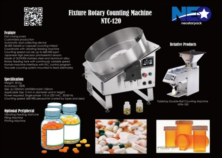 fixture rotary counter