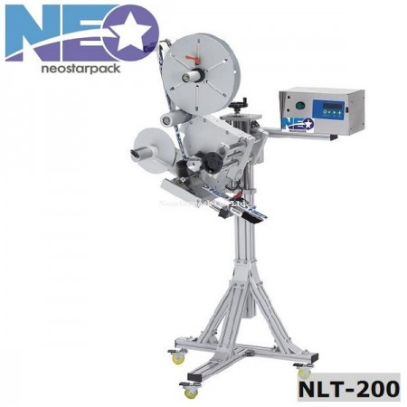 Labeling Head with Stand