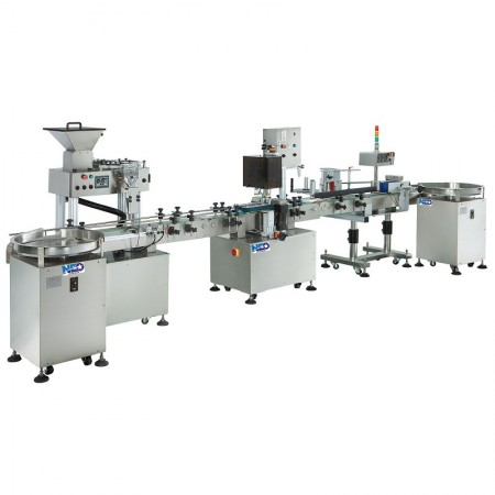 Counting Filling Capping labeling Line