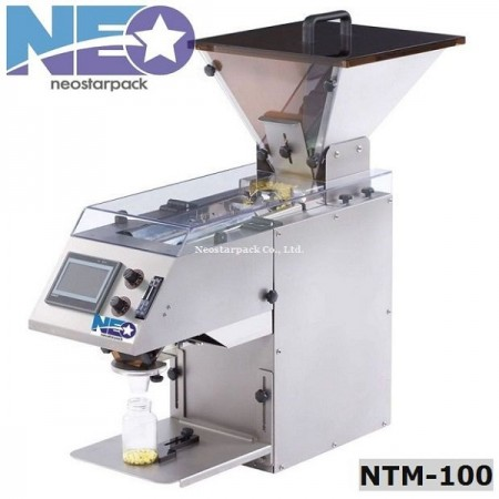 Tabletop Capsule and Tablet Counting Machine