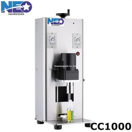 Pneumatic Semi-Automatic Capping Machine