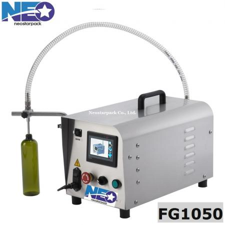 Advanced Tabletop Gear Pump Liquid Filler