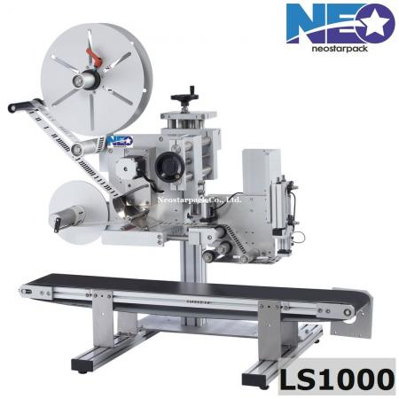 Tabletop Tamp Labeler