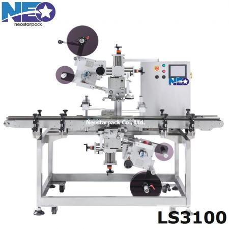 Top and Bottom Tamp Labeling Machine