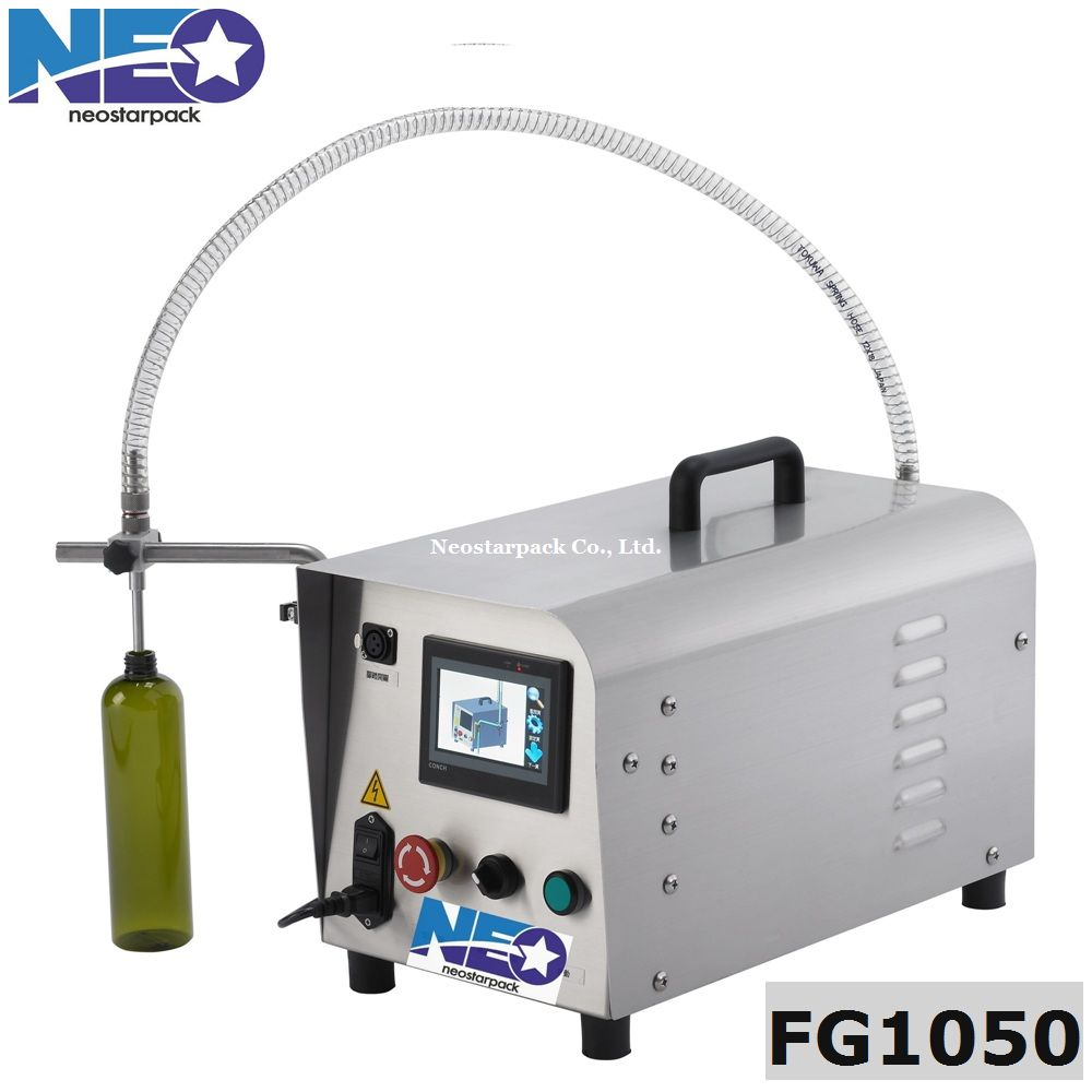 tabletop gear pump liquid filler,cosmetic filling machine,small scale filling machine
