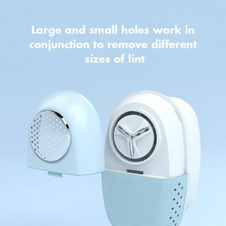 Different size holes