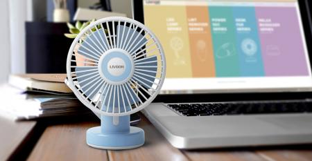 TC-056 Table Fan USB/Battery operated - Table Fan USB/Battery operated TC-056