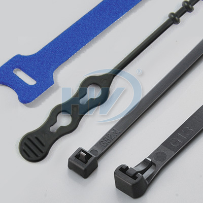 Cable ties releasable