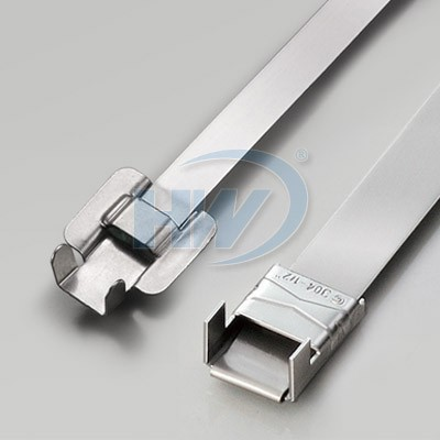 Stainless Steel Releasable Type Cable Ties - Releasable Type