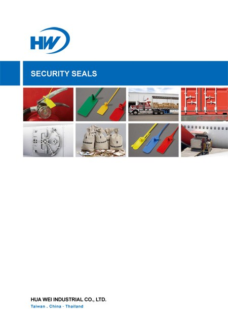 Security Seals Catalogue