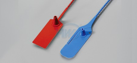 Security Seals, PA6 or PP, 313mm, 3.8mm