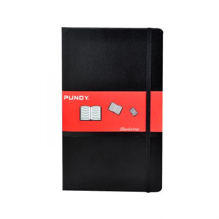 Hardcover Pocket Business Notebook