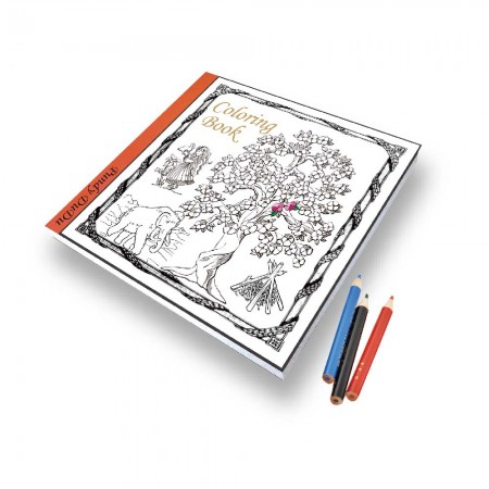 Coloring Pages Custom Printing