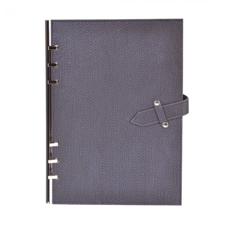 Custom Agenda with Buckle