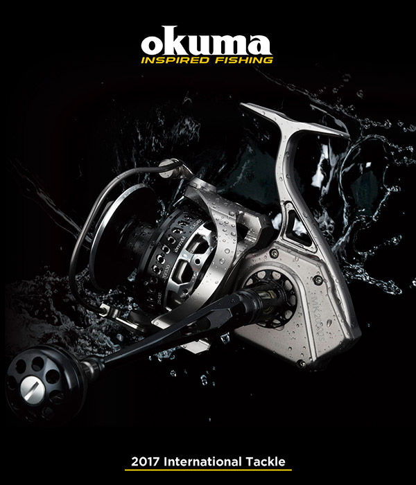 OKUMA 2017 International Tackle