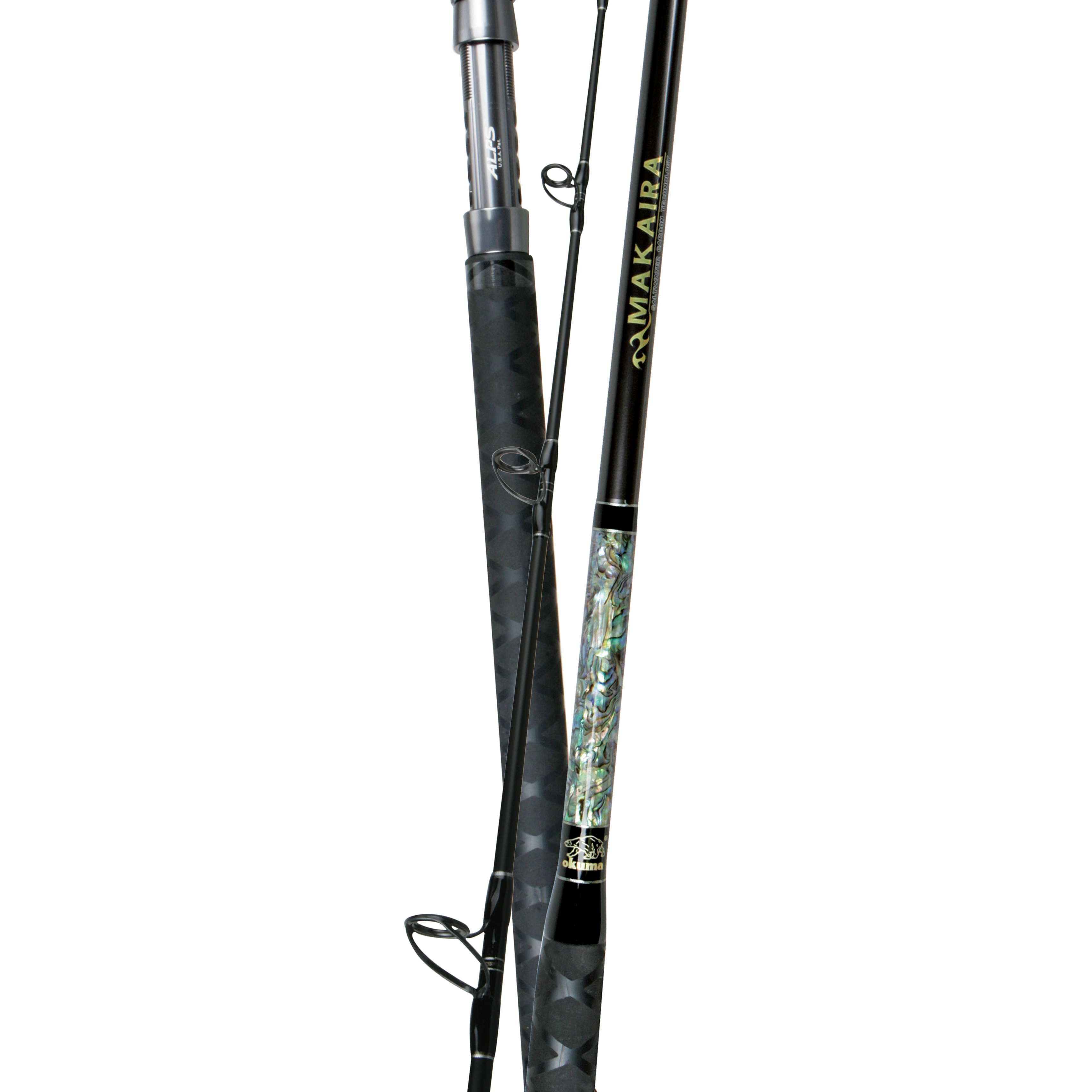 Fishing rods and reels makaira saltwater rod for Offshore fishing tackle