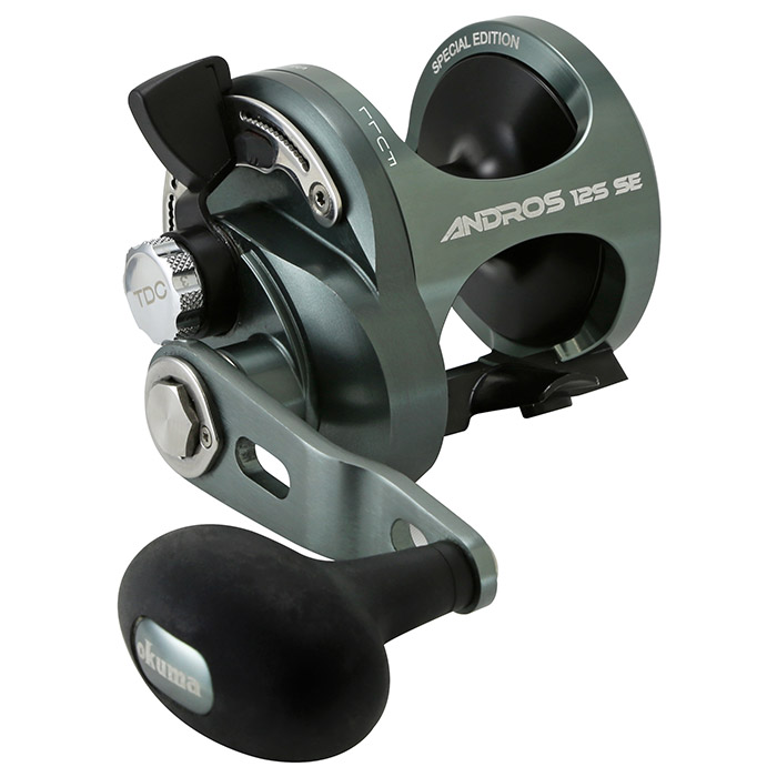 Andros Special Edition Drag Reel - Andros Special Edition