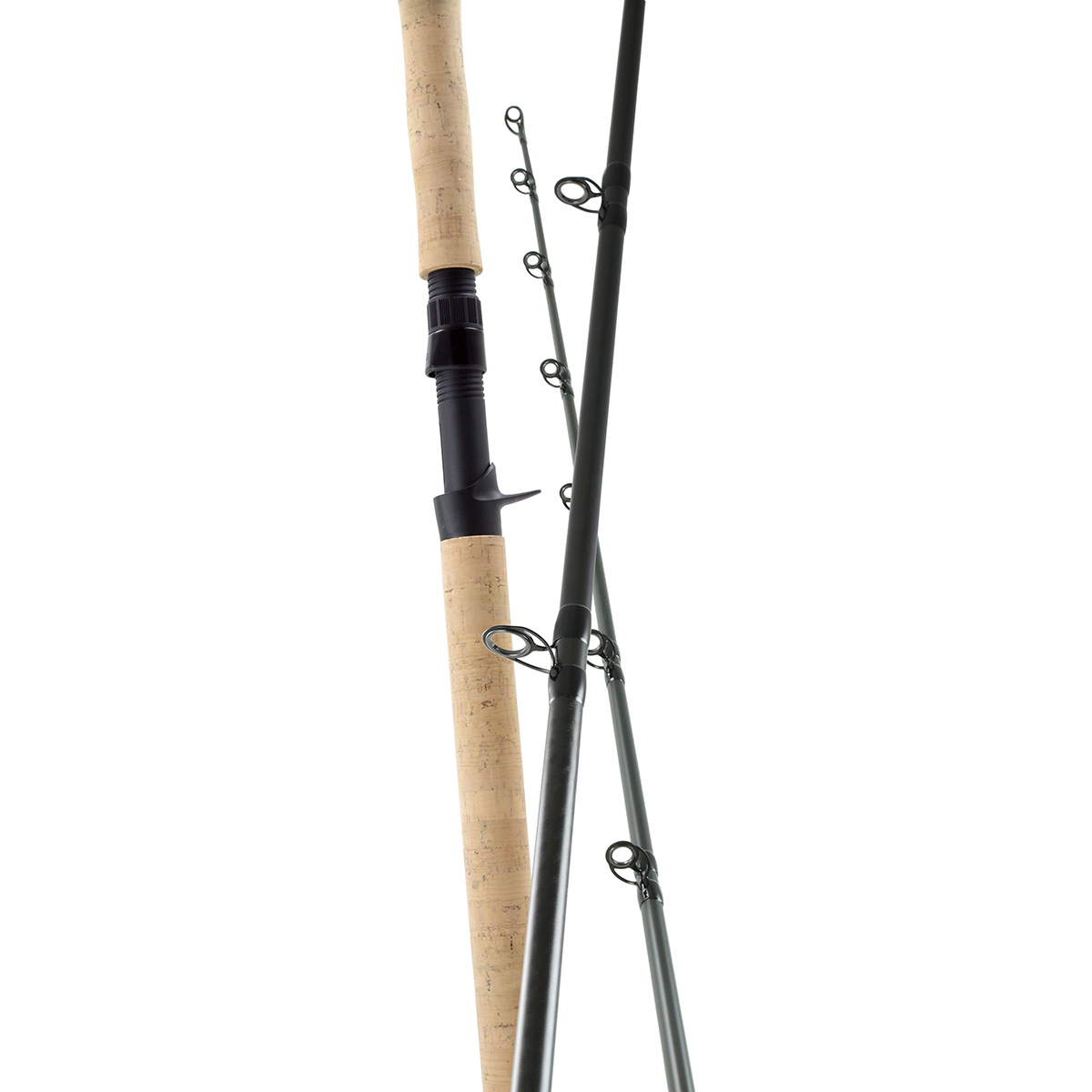 Fishing rods and reels evx b series musky rod for Fishing rod reel