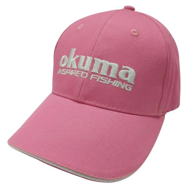Algodão-de-rosa Cap-test - Boné de algodão rosa