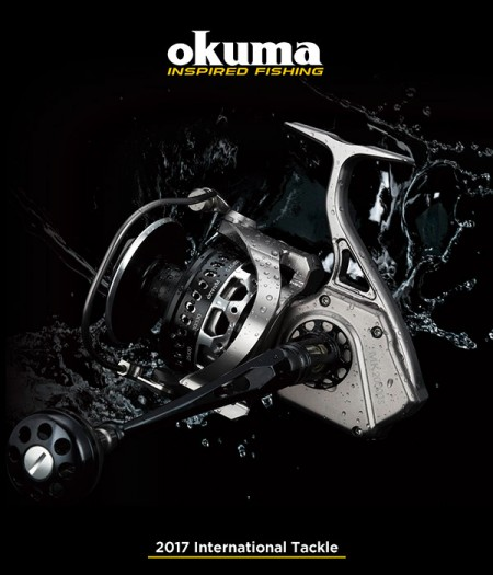 E-katalog - OKUMA 2017 International Tackle