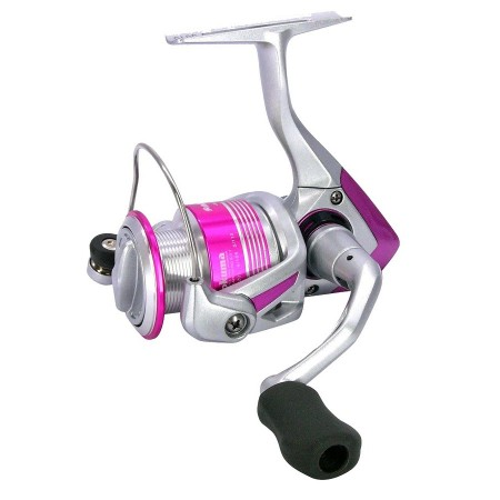 Pink Pearl Spinning Reel