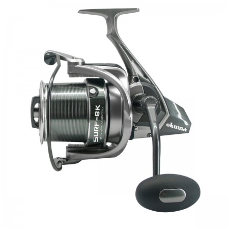 Surf 8k Tambur rotativ (2018 NEW) - Surf 8k Spinning Reel