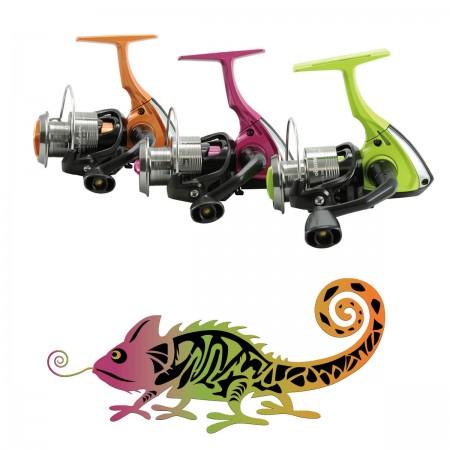 Chameleon Spinning Combos - Chameleon Spinning Combos