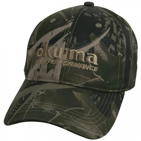 Full Back Camouflage Hat - Full Back Camouflage Hat