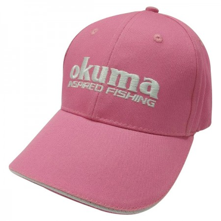 Pink Cotton Cap - Pink Cotton Cap