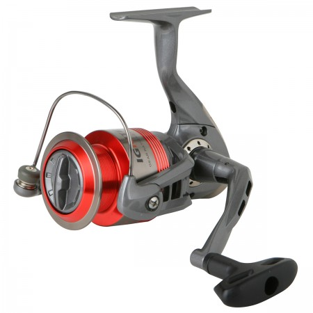 Ignite a spinning Reel - Ignite a spinning Reel