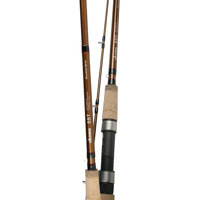Fishing rods and reels sst rod manufacturer okuma for Okuma fishing rods