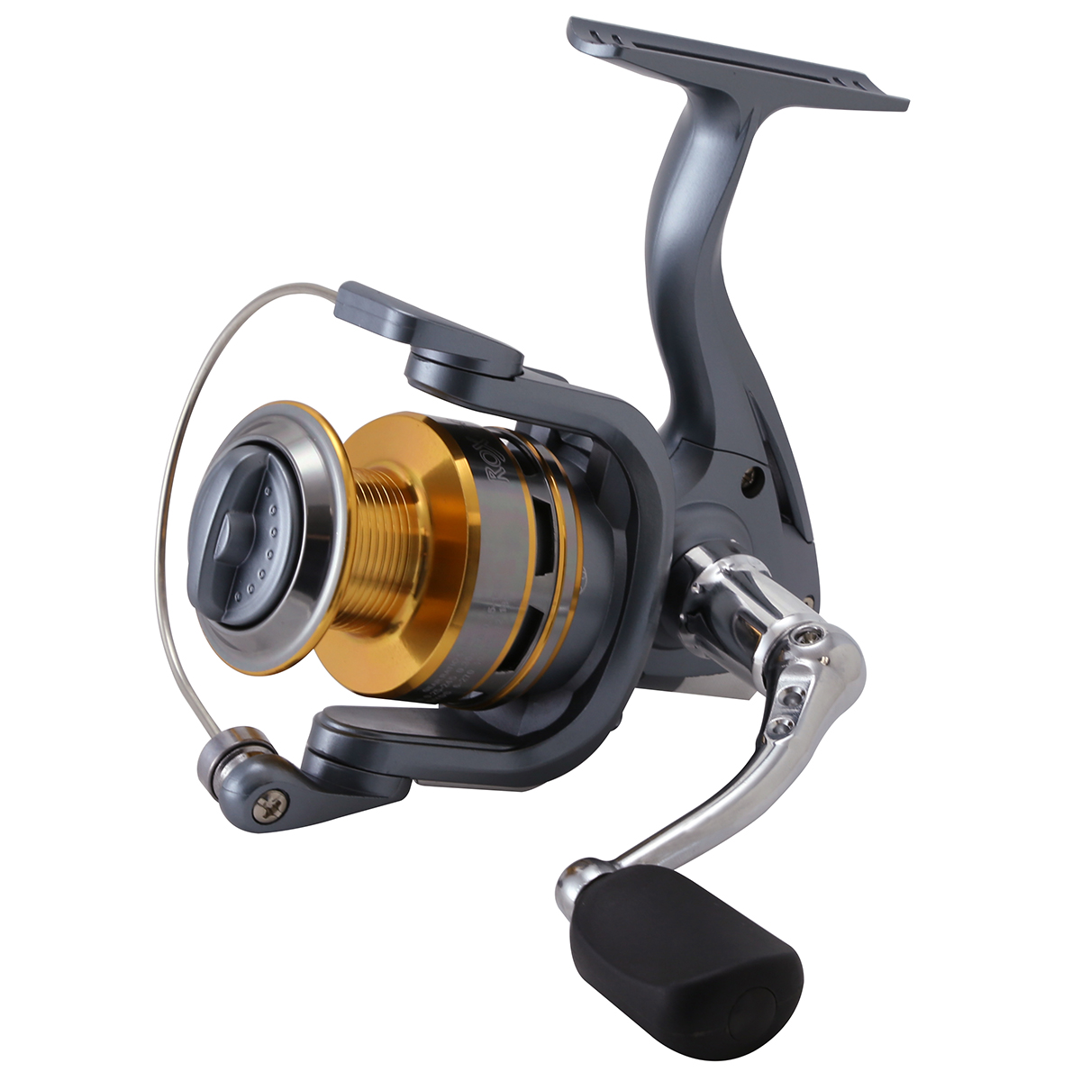 Fishing rods and reels rox spinning reel manufacturer for Fishing rods and reels