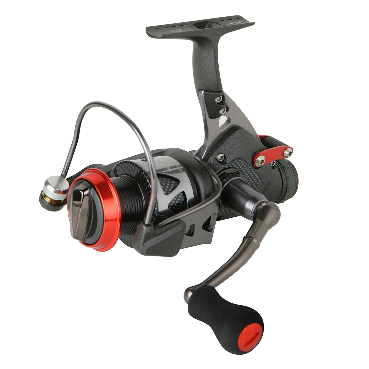 Fishing rods and reels trio baitfeeder spinning reel for Okuma fishing rods