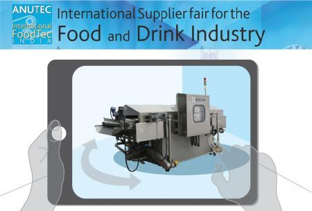 Exhibition  ◆  ANUTEC International FoodTec India 2018